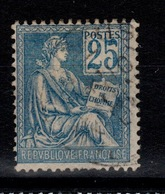YV 114 Mouchon Oblitere Cote 10 Euros - France