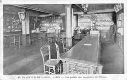 PARIS - 14ème Arrond - Au Planteur De Caiffa - Une Partie Des Magasins De Primes - Distrito: 14