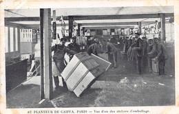 PARIS - 14ème Arrond - Au Planteur De Caiffa - Vu D'un Des Ateliers D'emballage - Distrito: 14
