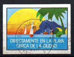 Viñeta De Playa - España