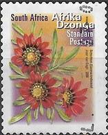 SOUTH AFRICA 2001 Flora And Fauna - (1r.40) Botterblom FU - África Del Sur (1961-...)