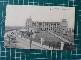 Oostende Ostende Royal Palace Hôtel Met TRAM - Oostende