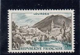 France - 1958 - N° YT 1150** - Série Touristique - Neufs