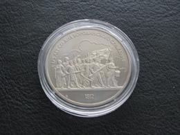 USSR Soviet Russia Borodino Bas-relief 1 Ruble 1987 Proof - Russland