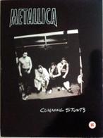 Coffret Double DVD MATALLICA Cunning Stunts Live In Fort Worth Texas - DVD Musicaux