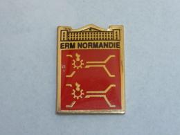 Pin's ERM NORMANDIE - Non Classificati