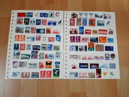 Norwegen - Dubletten - 1300 Marken - Briefmarken