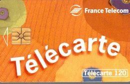 TELECARTE 120 UNITES FRANCE TELECOM - Telecom Operators