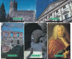 CITTA DI AOSTA AZIENDA PUBBLICI SERVIZI PARCHEGGI - Eintrittskarten