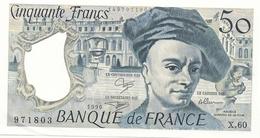 50 Francs Quentin De La Tour 1990 Alph X.60 - 1962-1997 ''Francs''