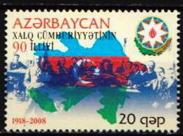 Azerbaïjan MNH Stamp - Azerbaïjan