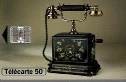 TELECARTE 50 UNITES TELEPHONE ERICSSON 1900 - Werbung