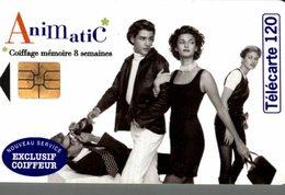 TELECARTE 120 UNITES ANIMATIC - Werbung