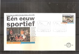 Hockey Sur Gazon - FDC Nederland - 1998 (à Voir) - Hockey (sur Gazon)