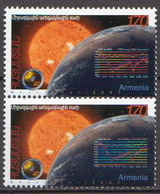 Armenia MNH Stamp In Pair - Armenien