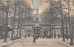 PARIS - 10ème Arrond - Entrée Principale De L'Hôpital St Louis - Rue Bichat - Distretto: 10