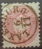 AUSTRIA 1863/64 - LAXENBURG Cancel - ANK 32 - 5kr - Usati
