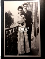 PHOTO MODE TENUE EPOQUE COUPLE - Moda