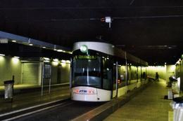 Marseille (13) 20 Août 2009 - Tramway De Marseille - Ligne T1 Terminus Noailles - Rame Flexity Outlook - Canebière, Centre Ville