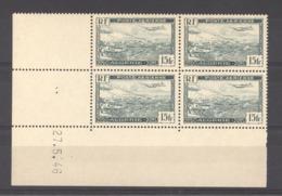 Algérie  -  Avion  :  Yv 3  **  Coin Daté Du   27-5-46 - Algerien (1924-1962)