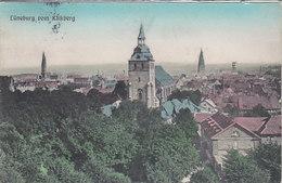 Lüneburg - Seltene Klappkarte Mit 10 Ansichten - 1907         (191127) - Lüneburg