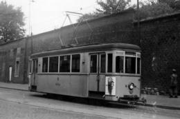 Düren (Allemagne) Tramways De Düren - 19 Août 1956 - Motrice DEAG N°16 - Tramways