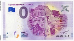 ALLEMAGNE - Titisee - 2018 - EURO