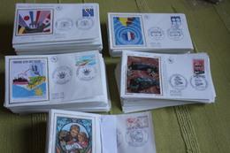 Lot De 270 Enveloppes Premier Jour ( FDC ) - 1980-1989