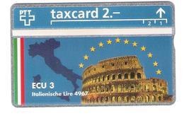 Schweiz - Switzerland - ECU  Italy - 2,- PTT - 510L - Mint - RRR - Schweiz