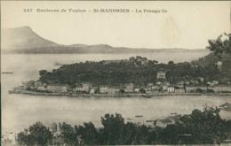 83 SAINT MANDRIER / La Presqu'ile / - Saint-Mandrier-sur-Mer