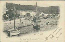 83 SAINT MANDRIER / Le Creux Saint Georges / - Saint-Mandrier-sur-Mer