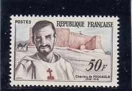 France - 1959 - N° YT 1191** - Charles De Foucauld - Neufs