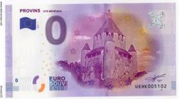 PROVINS - 77 - Cité Médiévale - 2016 - EURO