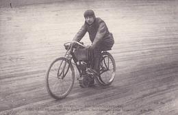 """MOTO-Les Sports - Nos  MOTOCYCLETTISTES-""""LANFRANCHI"""",gagnant De La Coupe Hydra,recordman Des 1000 Km-N.D.-Bon Etat - Motos"""