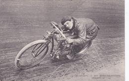 """MOTO-Les Sports - Nos  MOTOCYCLETTISTES- """"PERNETTE""""-N.D.-Bon Etat - Motos"""