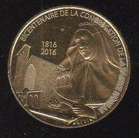 VILLEFRANCHE DE ROUERGUE (Aveyron) : Bicentenaire De La Congrégation De La Sainte Famille - 2015 - Monnaie De Paris