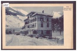 KLOSTERS - HOTEL WEISSES KREUZ  - TB - GR Grisons