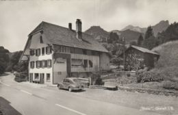 AK - Schweiz - OBERWIL Im Simmental - Holzofenbäckerei MANN 1969 - BE Berne