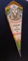 Véritable POCHETTE SURPRISE Pleine - Après-guerre - Années 50 - Marque/Modèle Déposés TOUT-AN-KADO - Sarcophage -cadeaux - Publicités
