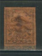 TURQUIE Empire Ottoman Timbres Taxe N° 4 A Obl. - 1858-1921 Ottoman Empire