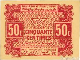 MAROC - BILLET DE BANQUE 50 Centimes - P.41 - NEUF ( UNC ) - Marokko