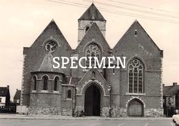 Foto Kerk Sint Maarten- Moorsele - 10x7.5 Cm - Wevelgem