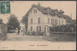 """TRAPPES  """"78"""" __ROUTE DE MONTFORT - Trappes"""