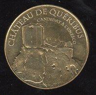 CUCUGNAN - Aude - Château De Quéribus, Candidat à L'UNESCO - 2018 - 2018