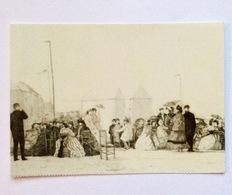 Eugène Boudin. La Plage De Trouville - Paintings