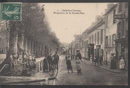 """SAINT-LEU-TAVERNY """"95"""" __PERSPECTIVE DE LA GRANDE RUE - Saint Leu La Foret"""