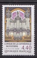 N° 2890 Bicentenaire De L'Orgue De La Cathédrale De Poitiers: Un Timbre Neuf Impeccable - Ongebruikt