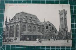 Oostende Ostende Station - Gare 18 - Oostende