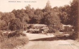 69-MONSOLS-N°T2562-C/0387 - France