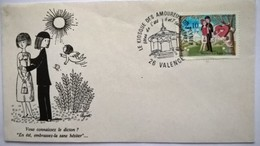 Amoureux De Peynet 1985 - Biglietto Postale